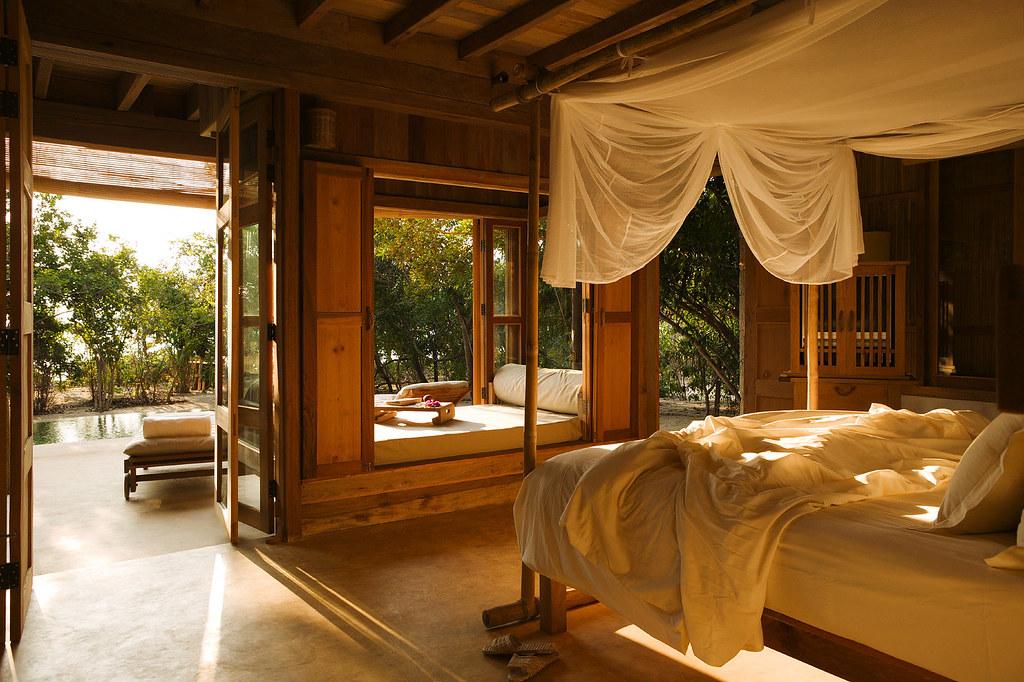 Evason Hideaway Guest Bedroom