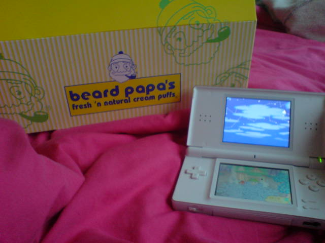 friday night is family animal crossing and beard papa night