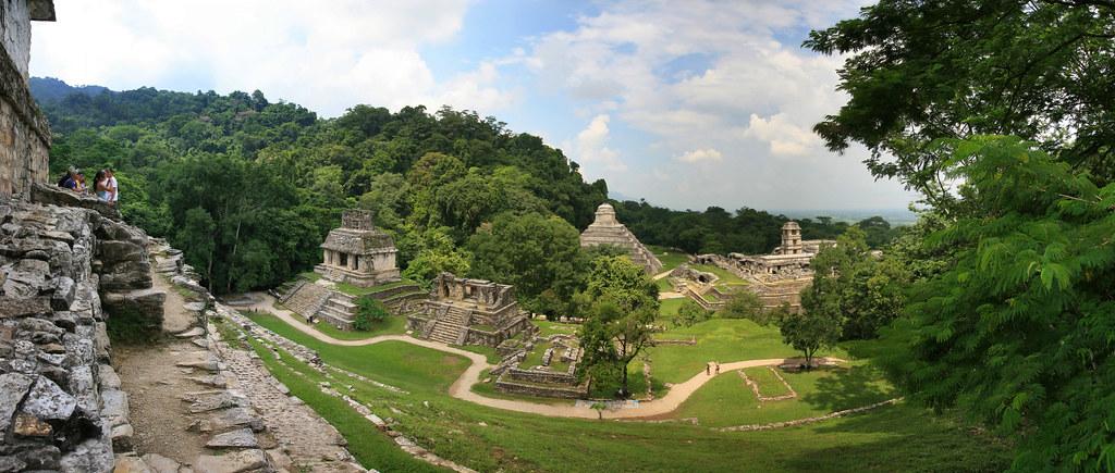 Palenque Templos