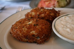 fishcake, fried food, crab cake, cutlet, fritter, food, dish, cuisine, potato pancake, falafel,