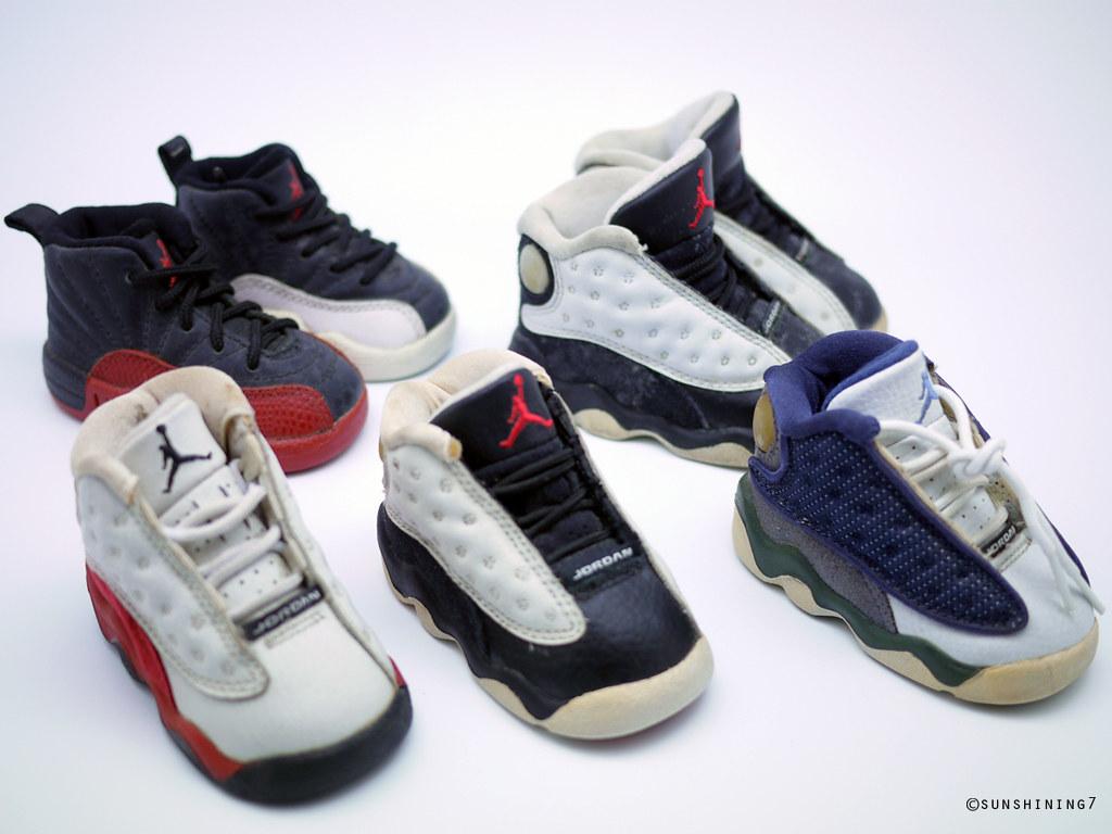 Bébé Air Jordans 1992