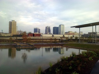 Birmingham's Railroad Skyline