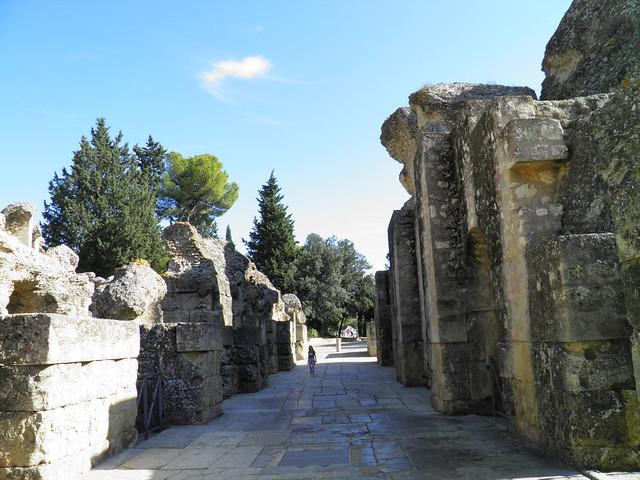 Roman Amphitheatre, Italica