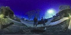 Blue Globe Unwrapped
