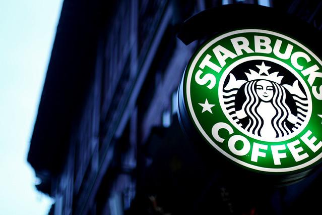 STARBUCKS COFFEE is everywhere [Yuyuan Shopping Center / Shanghai]