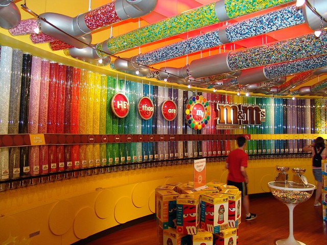 M&M Stores Florida Mall, Orlando, Florida. 89 likes · 1, were here. Candy Store/5(15).