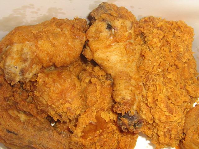 kfc chicken drumsticks and other parts flickr photo