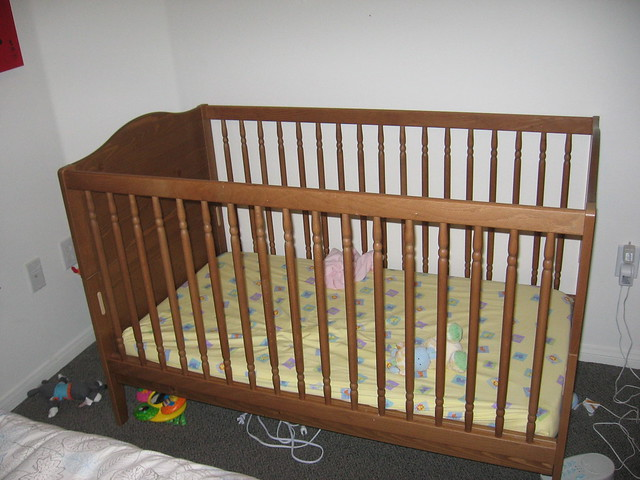 Toddler Bed Rail For Ikea Crib Nazarm