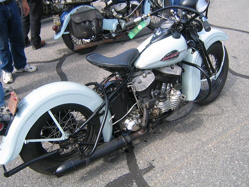 Owls Head vintage motorcycles