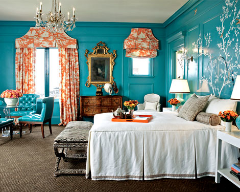 color turquoise bedroom flickr photo sharing
