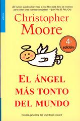 Chirstopher Moore, El ángel más tonto del mundo