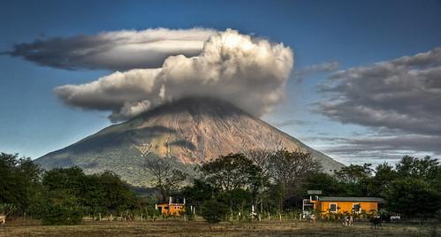 Isla de Ometepe in Lago Nicaragua