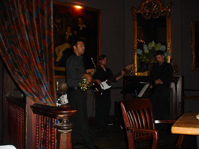 French Jazz Cafe St Paul