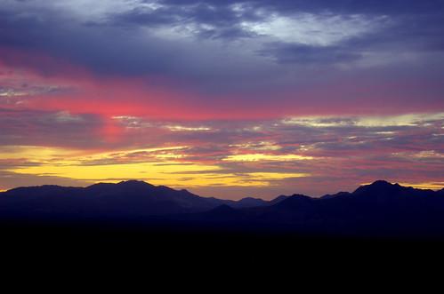 california sunset landscape desert sierranevada hdr nikkor1855mmf3556g