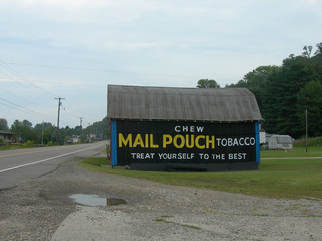 Mail Pouch Barn | Located in Friendly, West Virginia heading… | By ...