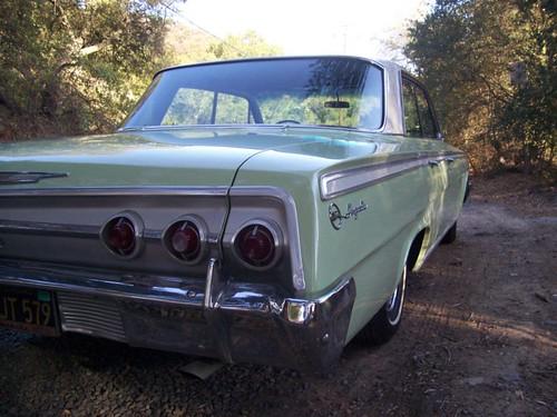 62 Impala Chevy impala