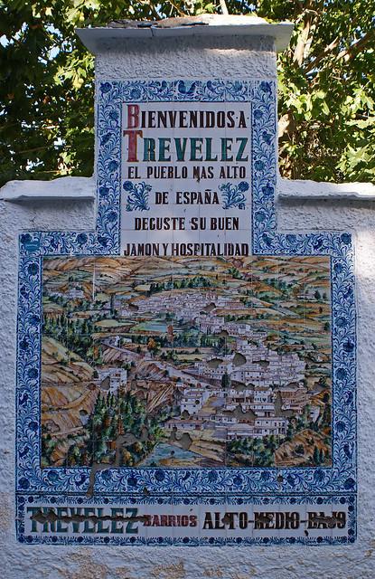 Welcome to Trevélez:)