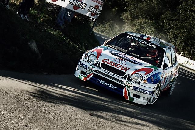 Rallye Sanremo 1998