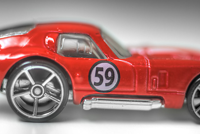 Hot Wheels: Shelby Cobra Daytona Coupe: 2