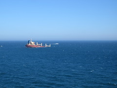 Sinking Ship Gibraltar