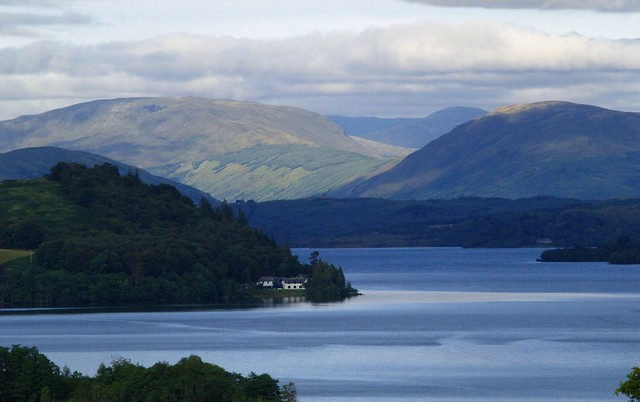 Loch Awe 2 © Steven F Watson 2007