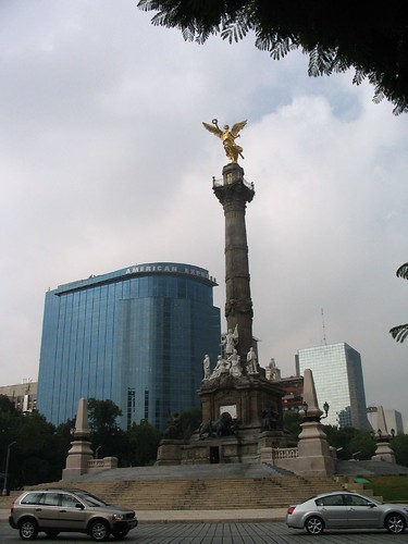 Driving Mexico City