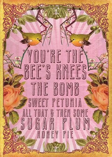Bee's Knee's