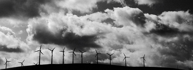 wind power - wide