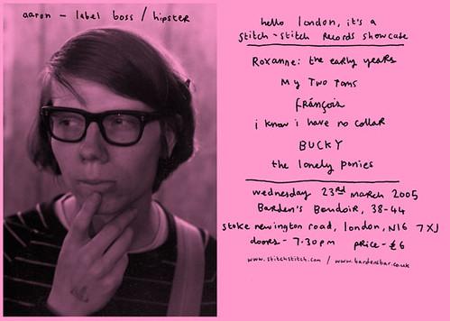 stitch stitch london show 1