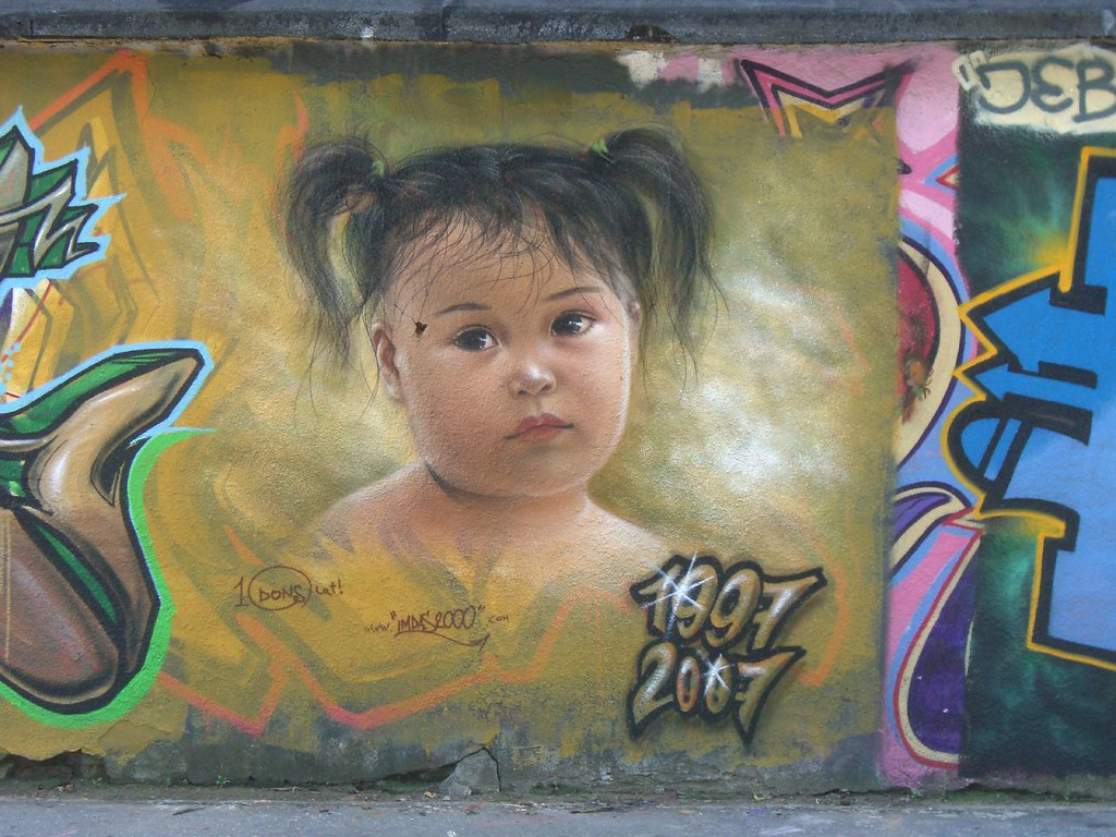 graffiti | impas 1997 - 2007 | krakow 2007