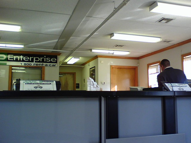 Enterprise Rent A Car  Th Ave New York Ny