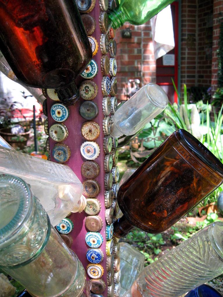 Nina's bottle tree
