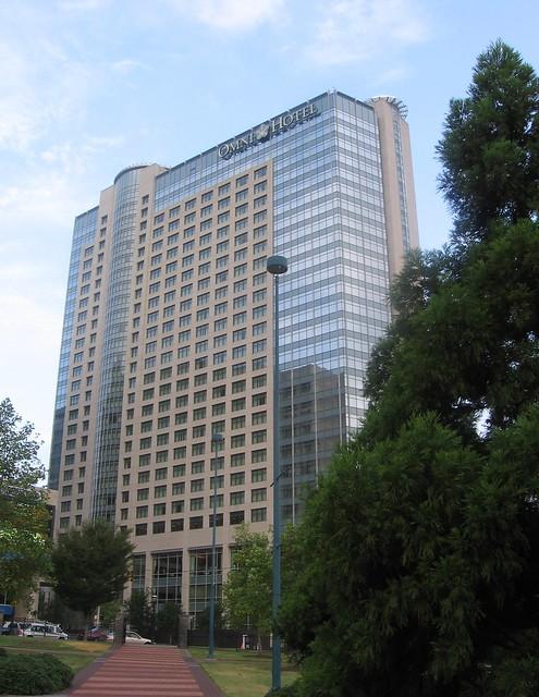 Omni Hotel Atlanta Pre Paid Parking