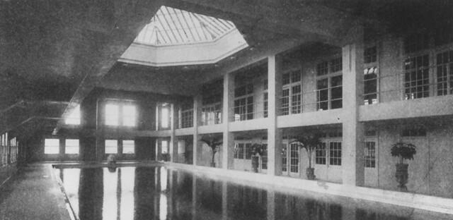 Los Angeles Athletic Club Swimming Pool Flickr Photo