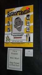 Neofuturists Obama Presidential Portrait Unveiling