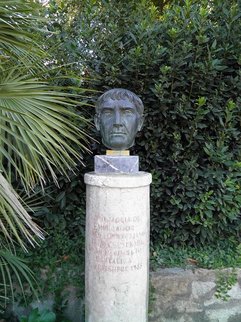 A la memoria del Emperador Marco Ulpio Trajano (1953), Italica