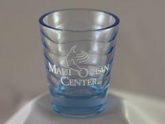 pint glass, drinkware, glass, pint (us), blue, lighting,