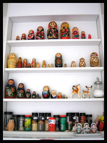 I love my russian dolls!