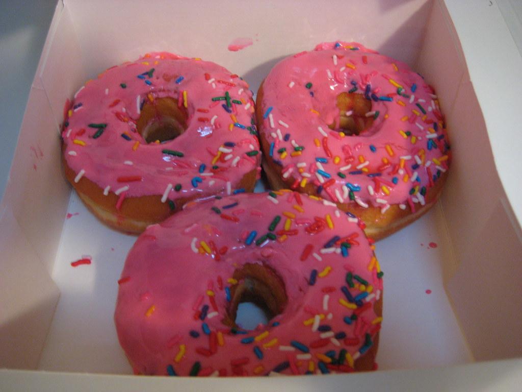 Simpsons Doughnuts