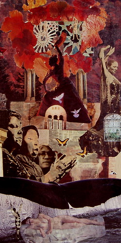 Collage Flamenco