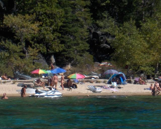 lake tahoe nude beach