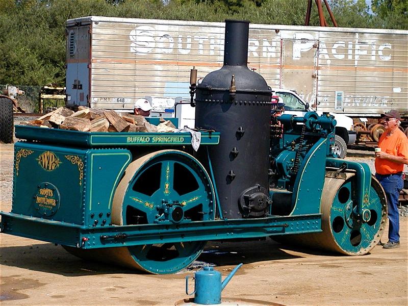 Buffalo Springfield Steam Roller