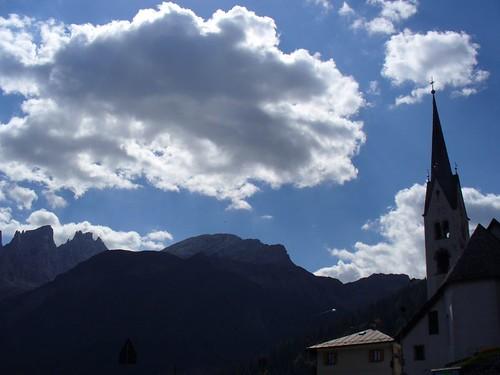 San Pellegrino di Belluno from life of Dino Buzzati