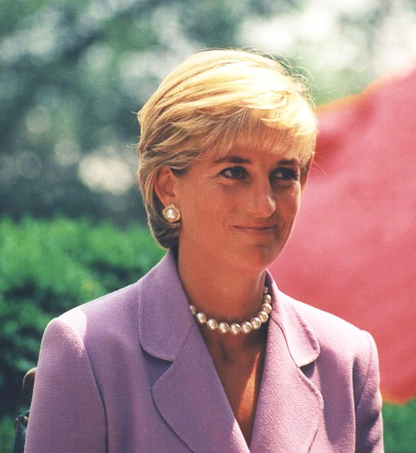 Princess Diana Flag