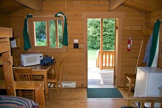 Cabin 23 Interior