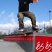 Clitheroe Skatepark, Lancashire