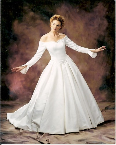 B108 darius cordell plus size bridal gowns long for Plus size long sleeve wedding dresses