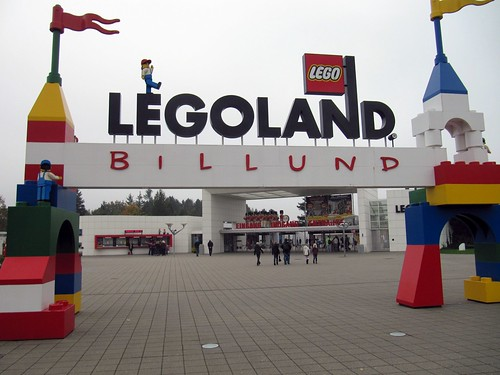 Legoland!