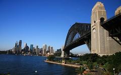 Sydney City, Harbour & Bridge