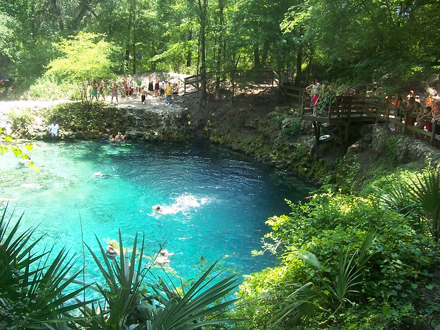Crystal Lagoons Jungle Island Florida